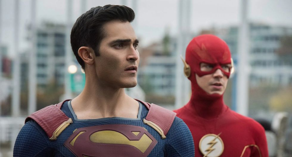 """Crisis on Infinite Earths"" es un evento de cinco partes con personajes de múltiples series del canal The CW. Foto: Difusión."