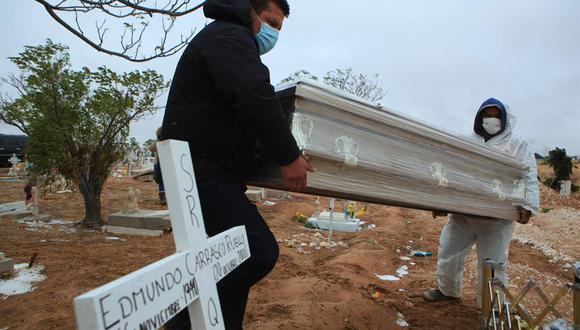 Coronavirus en México | Últimas noticias | Último minuto: reporte de infectados y muertos hoy, miércoles 28 octubre del 2020 | Covid-19 | (Foto: EFE/Luis Torres).