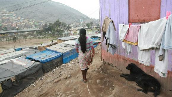 Unas 256 familias shipibas de Cantagallo iban a ser reubicadas como parte del proyecto Río Verde. (Archivo)