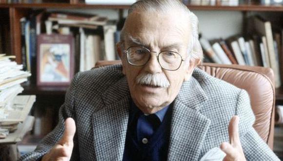 Rinden hoy homenaje a Augusto Tamayo Vargas por su centenario