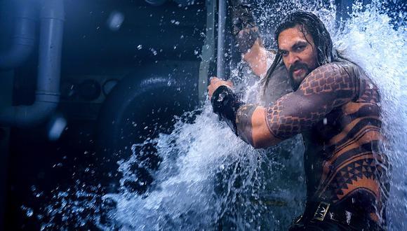 """En """"Aquaman"""", Nicole Kidman es la madre del protagonista, mientras que PAtrick Wilson es su hermano. (Fotos: Warner Bros.)"""