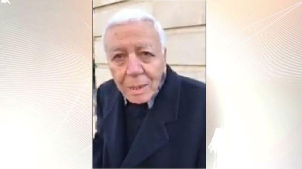 Abderraouf Qutteineh, 74, fue arrestado tras la denuncia de Shadow Hunters Reino Unido.