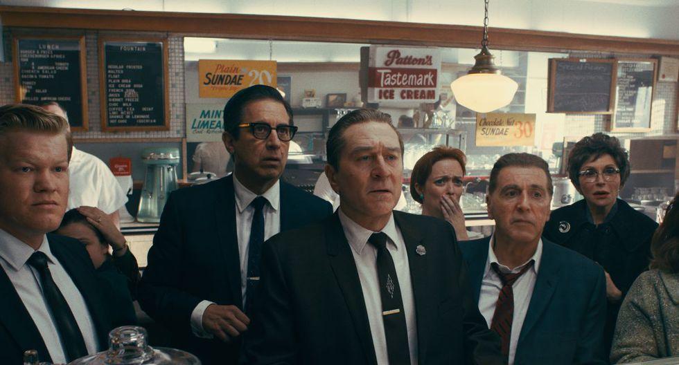 """Los mayores de 50 conformaron casi la mitad de los espectadores de """"The Irishman"""" en su primeros cinco días. (Foto: Netflix)"""