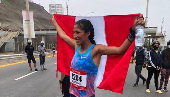 Jovana de la Cruz competirá en sus segundos Juegos, tras su presencia en Río 2016. (Foto: IPD)