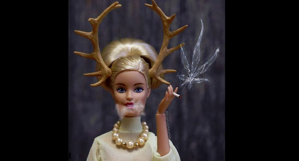 ¿Se cansó de ser perfecta? La Barbie políticamente incorrecta - 4