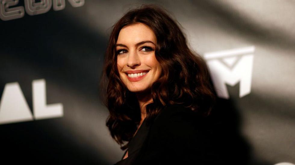 Anne Hathaway arrepentida de subir esta foto de hijo en redes - 2