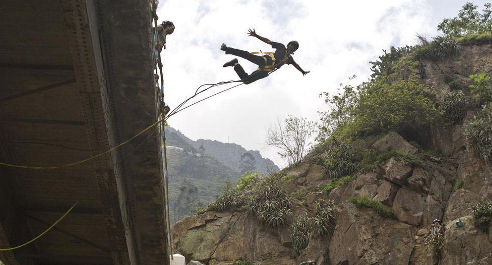 Haz puenting a pocas horas de Lima. Ubicado a 73 km al este de Lima, el Puente Autisha es todo un reto para las personas amantes de la adrenalina.