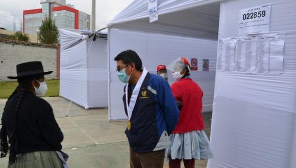 Ministerio Público investiga dos casos de suplantación de identidad en Huancayo (Junín) y Colcabamba (Huancavelica). (Foto: Ministerio Público)