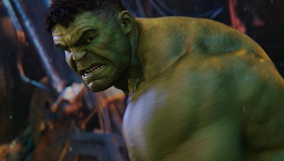 """Mark Ruffalo reveló el trágico final alternativo que tenía Hulk en """"Infinity War"""". (Foto: Marvel Studios)"""