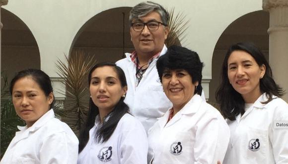 El equipo de biólogos del INS realizó distintas pruebas y evaluaciones para lanzar el kit de diagnóstico. (Foto: Difusión)