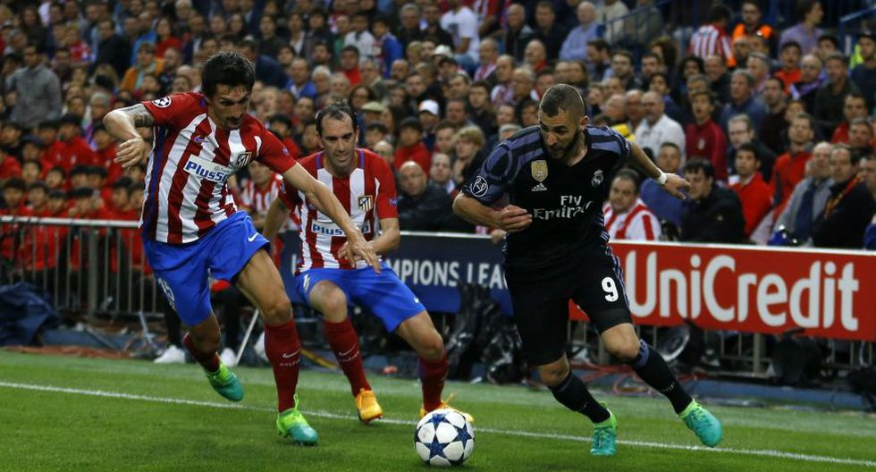 CUADROxCUADRO de la jugada antológica de Benzema y gol de Isco - 8