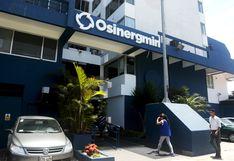 Osinergmin: se gastó S/45 millones y no S/1.000 millones en consultorías entre 2016 y 2019