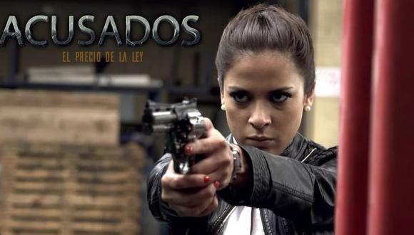 """""""Acusados"""": nueva serie policial que Latina estrenaría el 2017"""