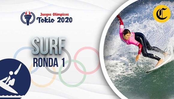 Sofía Mulánovich, Daniella Rosas, Lucca Messinas y Miguel Tudela serán los cuatro representantes de Perú en el debut olímpico del surf en Tokio 2020