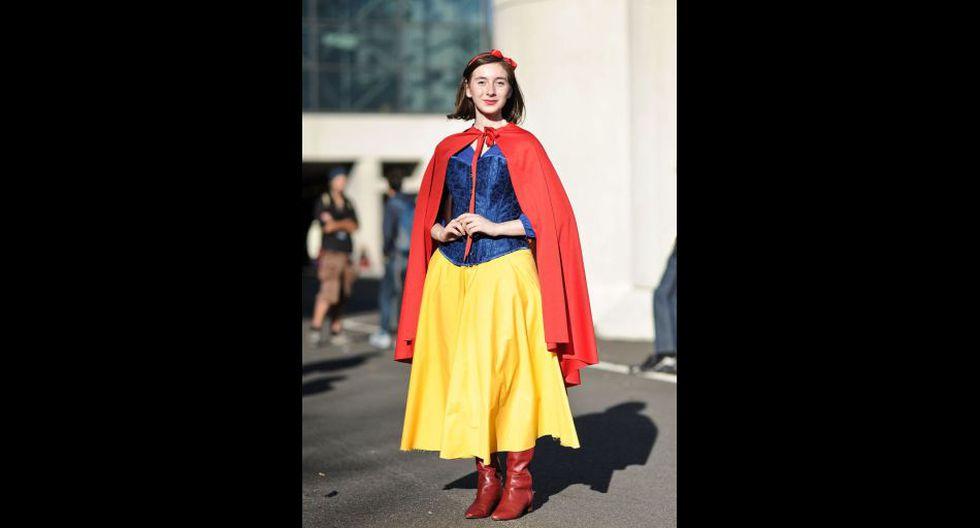 Los mejores disfraces de la Comic-Con de Nueva York [FOTOS] - 6
