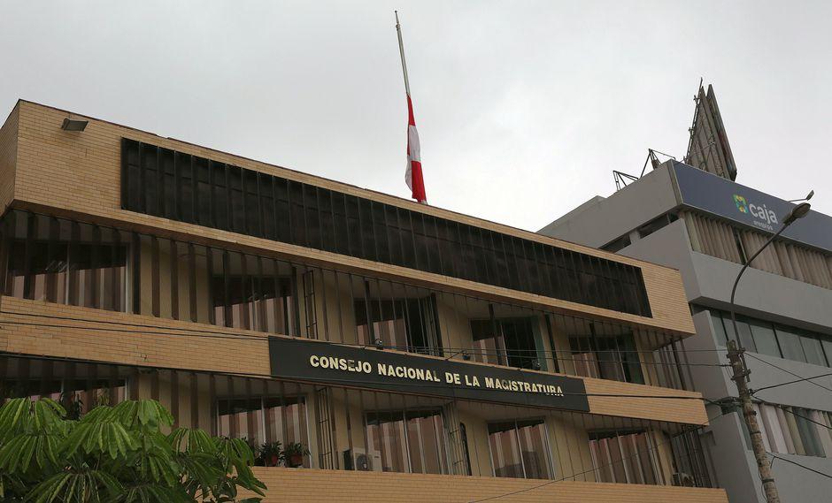 Una serie de audios difundidos por el portal IDL-Reporteros han puesto en la mira a los consejeros Guido Aguila, Iván Noguera y Julio Gutiérrez. (Foto: Archivo/El Comercio)
