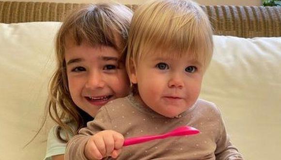 Olivia y Anna desaparecieron el 27 de abril en Tenerife, España, junto a su padre Tomás Gimeno. (Familia).