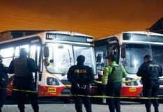 VMT: trabajador de limpieza murió aplastado por un ómnibus dentro de una cochera | VIDEO