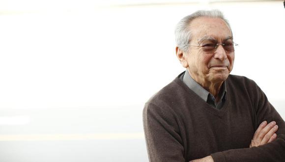 Julio Cotler. (Foto: USI)
