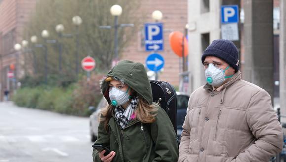 De las 41 muertes en las últimas veinticuatro horas, 25 se han producido en Lombardía y 8 en Emilia Romaña, la segunda región más afectada del país. (Foto: EFE)
