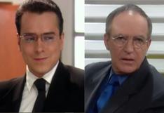 """""""Yo soy Betty, la fea"""": Jorge Enrique Abello y Kepa Amuchástegui revivieron a 'Don Armando' y 'Roberto Mendoza' en divertida charla"""