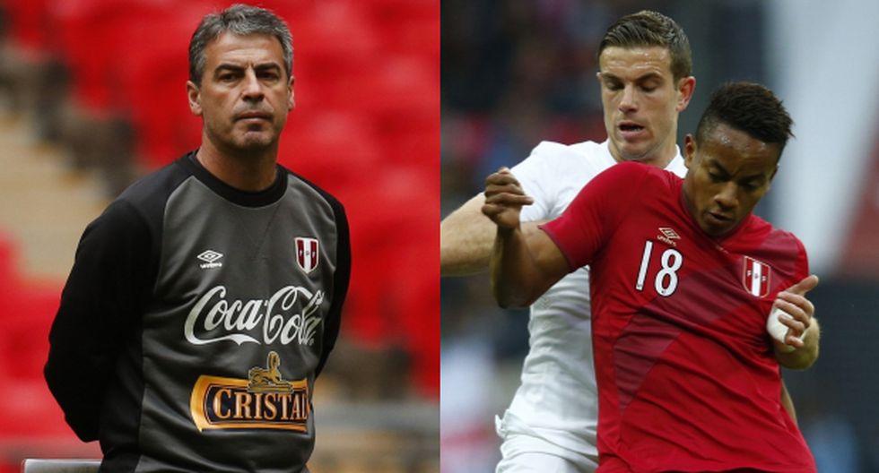 """Pablo Bengoechea: """"Carrillo fue el mejor en los amistosos"""""""