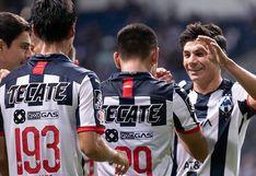 Monterrey aplastó 6-0 a Cafetaleros con un triplete de Vincent Janssen