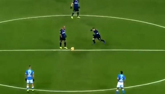 Mauro Icardi tiene 9 goles en la presente edición de la Serie A. (Captura: YouTube)