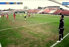 Universitario vs. Sport Huancayo: José Carvallo tapó penal a Jarlín Quintero y evitó el 2-2   VIDEO