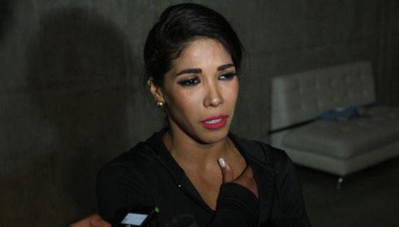 Karen Dejo denunció que hackearon su cuenta y quisieron extorsionarla para que la recupere. (Fotos: GEC/USI)