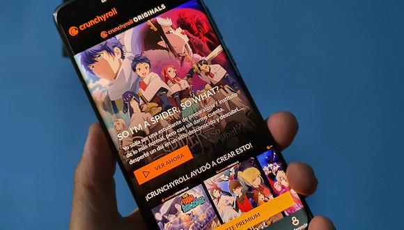 ¿Quieres ser un usuario Premium sin pagar? Entonces usa este truco de Crunchyroll. (Foto: MAG)