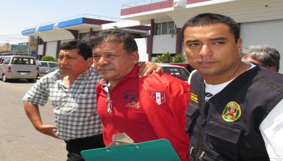 Jorge Matallana es acusado de integrar la red corrupta de Roberto Torres. (Foto: Wilfredo Sandoval)