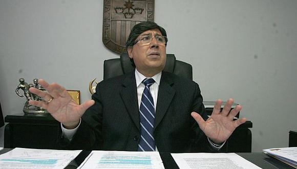 El ex presidente de Alianza Lima Guillermo 'Pocho' Alarcón acabó implicado en la red de estafa de Rodolfo Orellana. (Foto: Consuelo Vargas/Archivo)