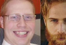 Instagram: el hombre que cambió su vida tras dejarse crecer la barba