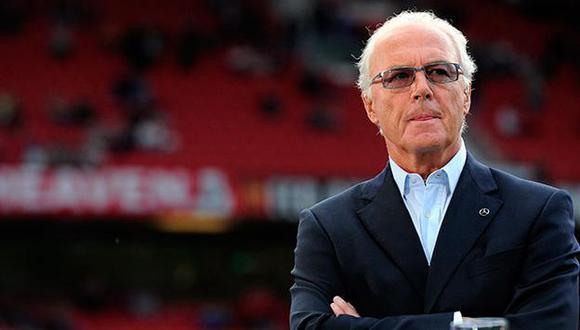 Franz Beckenbauer ganó la Copa del Mundo como jugador en 1974 y como técnico en 1990. Misma historia vivió Didier Deschamps; primero en 1998 y luego en el 2018. (Foto: EFE)