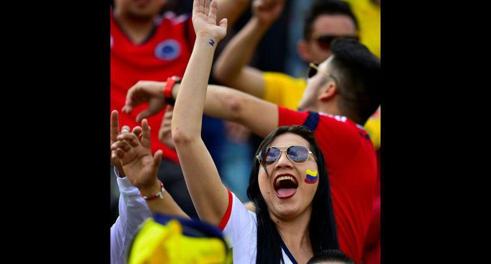 Ecuador-Colombia: hinchas cafeteros pusieron la fiesta en Quito - 7