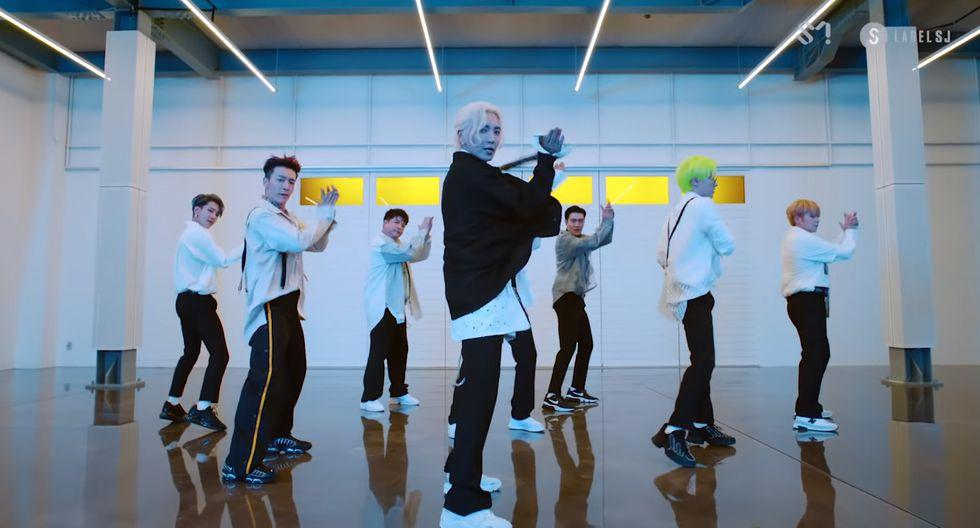Super Junior. (Fuente: YouTube)