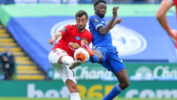 Leicester City y Manchester United igualaron 2-2 en un gran partido por la Premier League en pleno Boxing Day |  Foto: lcfc.com