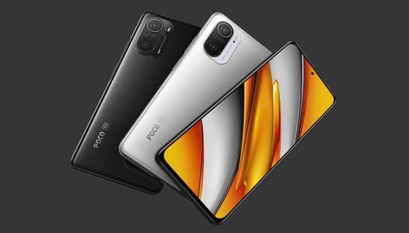 Conoce todas las características y precio de los nuevos Poco F3 y Poco X3 Pro. (Foto: Xiaomi)
