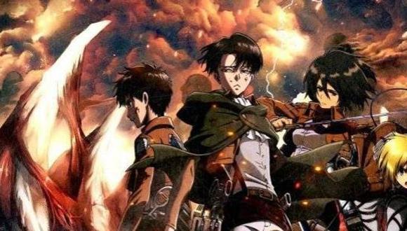 """""""Attack on Titan"""" es una de las series de manga y anime más populares jamás creadas.  (Foto: Crunchyroll)"""