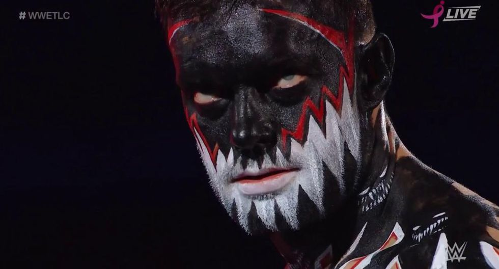 WWE TLC 2017: Finn Bálor vs. AJ Styles