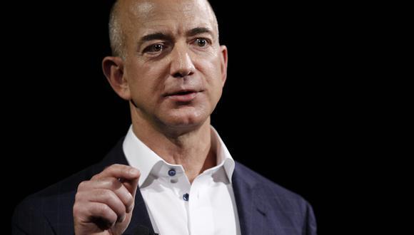 Grandes emprendedores como Jeff Bezos aplican la llamada 'regla del silencio incómodo' (Foto: Patrick Fallon / Bloomberg)