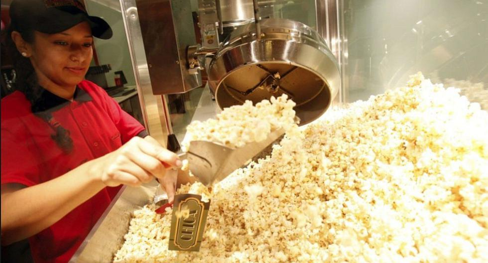 El gremio de cines sostiene que no pueden operar sin la venta de alimentos porque no es sostenible para el modelo de negocio. En el caso de Cineplanet, por ejemplo, el 40,9% de sus ingresos fueron por confitería en el 2019. Para Cinestar, este concepto representa más del 55% de sus ventas.