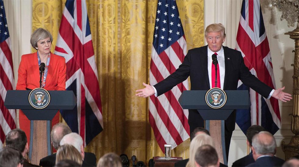 EE.UU.: Los líderes mundiales que se reunieron con Donald Trump - 1