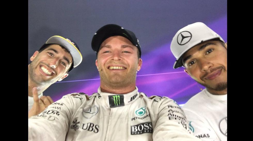 Repasa los últimos triunfos de Nico Rosberg en la Fórmula 1 - 8