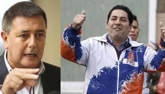 """Salinas sobre Heresi: """"No se puede ganar votos bailando"""""""