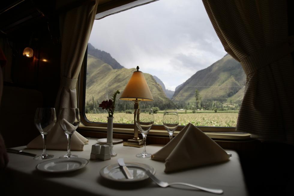Desde ahora, tu experiencia de viajar de viajar en tren será diferente. (Foto: GEC)