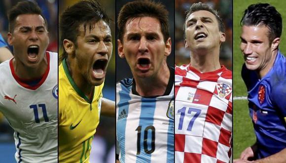 Brasil 2014: así quedaron las tablas de la fase de grupos