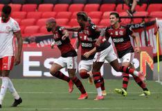 Flamengo venció 2-1 al 'Inter', le quitó la punta y quedó a un paso del título del Brasileirao | VIDEO
