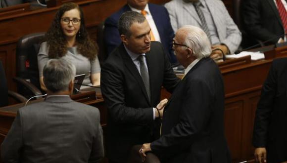 El primer ministro Salvador del Solar dijo que no se quiso generar una situación de crisis constitucional. (Foto: Mario Zapata / GEC)